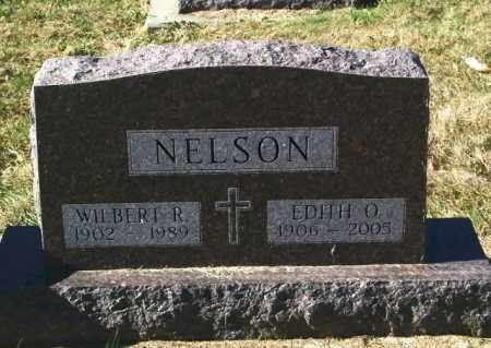 NELSON, WILBERT R - Lincoln County, South Dakota | WILBERT R NELSON - South Dakota Gravestone Photos