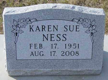 NESS, KAREN SUE - Lincoln County, South Dakota | KAREN SUE NESS - South Dakota Gravestone Photos