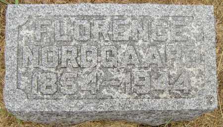 NORDGAARD, FLORENCE - Lincoln County, South Dakota | FLORENCE NORDGAARD - South Dakota Gravestone Photos