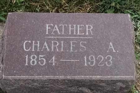 NORMAN, CHARLES A - Lincoln County, South Dakota | CHARLES A NORMAN - South Dakota Gravestone Photos