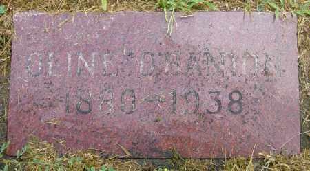 O'BANION, OLINE - Lincoln County, South Dakota | OLINE O'BANION - South Dakota Gravestone Photos