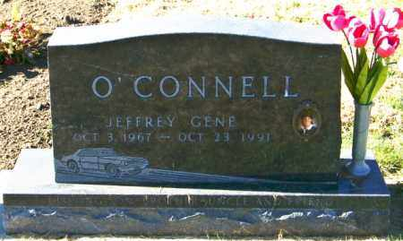 O'CONNELL, JEFFREY GENE - Lincoln County, South Dakota   JEFFREY GENE O'CONNELL - South Dakota Gravestone Photos