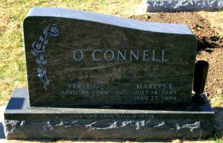 O'CONNELL, MARLYS E - Lincoln County, South Dakota | MARLYS E O'CONNELL - South Dakota Gravestone Photos
