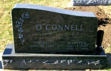 O'CONNELL, MARLYS E - Lincoln County, South Dakota   MARLYS E O'CONNELL - South Dakota Gravestone Photos