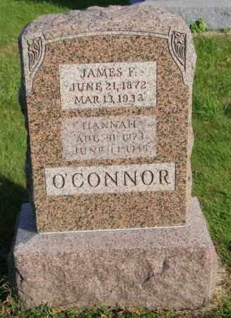 O'CONNOR, HANNAH - Lincoln County, South Dakota | HANNAH O'CONNOR - South Dakota Gravestone Photos