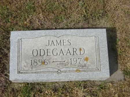 ODEGAARD, JAMES - Lincoln County, South Dakota   JAMES ODEGAARD - South Dakota Gravestone Photos