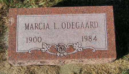 ODEGAARD, MARCIA L. - Lincoln County, South Dakota   MARCIA L. ODEGAARD - South Dakota Gravestone Photos