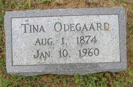 ODEGAARD, TINA - Lincoln County, South Dakota | TINA ODEGAARD - South Dakota Gravestone Photos