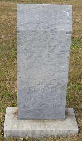 ODEGAARD, TOM T - Lincoln County, South Dakota   TOM T ODEGAARD - South Dakota Gravestone Photos