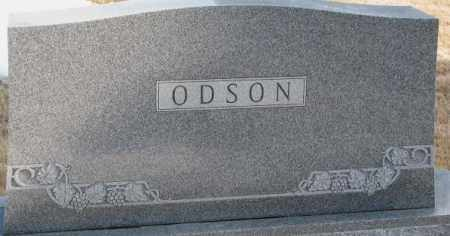 ODSON, PLOT - Lincoln County, South Dakota | PLOT ODSON - South Dakota Gravestone Photos