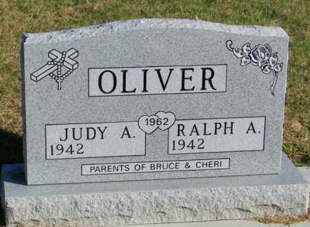 VIERECK OLIVER, JUDY A. - Lincoln County, South Dakota | JUDY A. VIERECK OLIVER - South Dakota Gravestone Photos