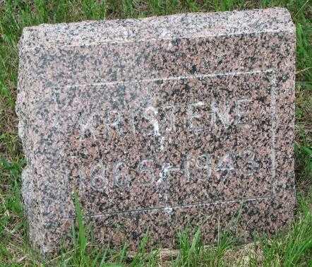 OLSEN, KRISTENE - Lincoln County, South Dakota   KRISTENE OLSEN - South Dakota Gravestone Photos