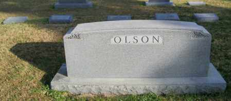 OLSON, FAMILY PLOT - Lincoln County, South Dakota | FAMILY PLOT OLSON - South Dakota Gravestone Photos