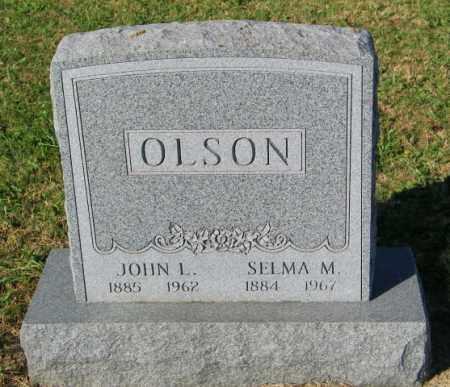 OLSON, JOHN L. - Lincoln County, South Dakota   JOHN L. OLSON - South Dakota Gravestone Photos