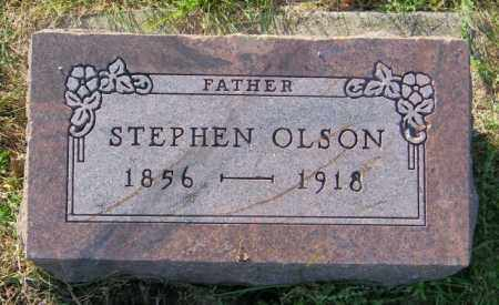 OLSON, STEPHEN - Lincoln County, South Dakota | STEPHEN OLSON - South Dakota Gravestone Photos