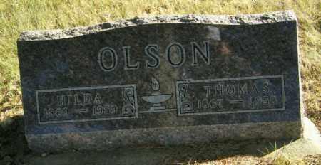 OLSON, THOMAS - Lincoln County, South Dakota | THOMAS OLSON - South Dakota Gravestone Photos