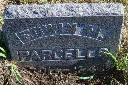 PARCELLS, EDWIN M - Lincoln County, South Dakota | EDWIN M PARCELLS - South Dakota Gravestone Photos