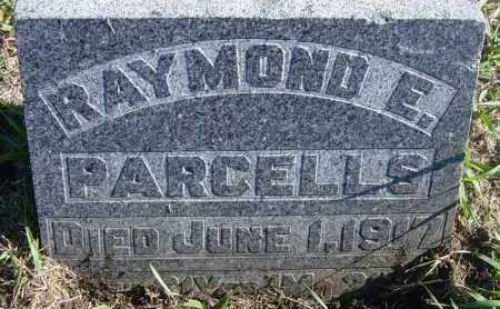 PARCELLS, RAYMOND E - Lincoln County, South Dakota | RAYMOND E PARCELLS - South Dakota Gravestone Photos