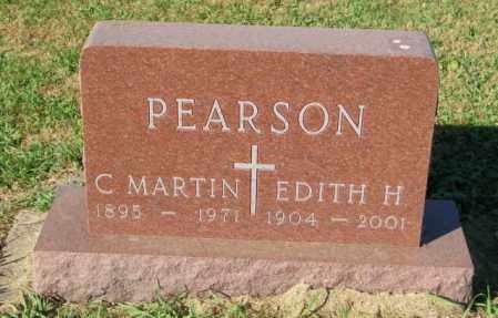 PEARSON, C. MARTIN - Lincoln County, South Dakota | C. MARTIN PEARSON - South Dakota Gravestone Photos