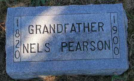 PEARSON, NELS - Lincoln County, South Dakota | NELS PEARSON - South Dakota Gravestone Photos