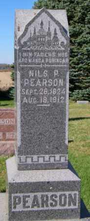 PEARSON, NILS P. - Lincoln County, South Dakota | NILS P. PEARSON - South Dakota Gravestone Photos