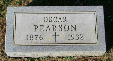 PEARSON, OSCAR - Lincoln County, South Dakota   OSCAR PEARSON - South Dakota Gravestone Photos