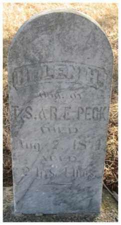 PECK, HELEN H. - Lincoln County, South Dakota | HELEN H. PECK - South Dakota Gravestone Photos