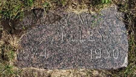 PELLEY, MARY M. - Lincoln County, South Dakota | MARY M. PELLEY - South Dakota Gravestone Photos