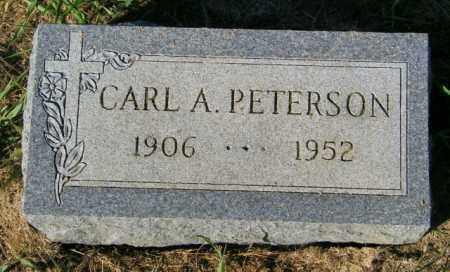 PETERSON, CARL A. - Lincoln County, South Dakota | CARL A. PETERSON - South Dakota Gravestone Photos