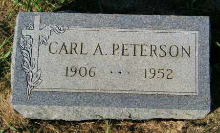 PETERSON, CARL A. - Lincoln County, South Dakota | CARL A. PETERSON - South Dakota Gravestone Photos