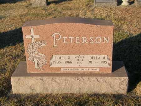 PETERSON, ELMER O - Lincoln County, South Dakota | ELMER O PETERSON - South Dakota Gravestone Photos