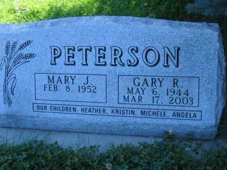 PETERSON, GARY R - Lincoln County, South Dakota | GARY R PETERSON - South Dakota Gravestone Photos