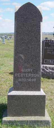 PETTERSON, MARY - Lincoln County, South Dakota | MARY PETTERSON - South Dakota Gravestone Photos