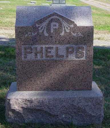 PHELPS FAMILY MEMORIAL, HENRY E - Lincoln County, South Dakota | HENRY E PHELPS FAMILY MEMORIAL - South Dakota Gravestone Photos