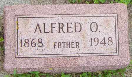 QUIEN, ALFRED O - Lincoln County, South Dakota   ALFRED O QUIEN - South Dakota Gravestone Photos