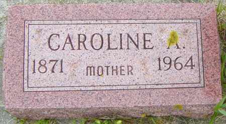 QUIEN, CAROLINE A - Lincoln County, South Dakota | CAROLINE A QUIEN - South Dakota Gravestone Photos