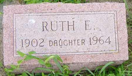 QUIEN, RUTH E - Lincoln County, South Dakota | RUTH E QUIEN - South Dakota Gravestone Photos