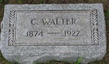 RASMUSSEN, C. WALTER - Lincoln County, South Dakota   C. WALTER RASMUSSEN - South Dakota Gravestone Photos
