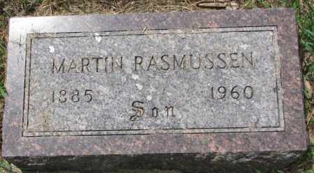 RASMUSSEN, MARTIN - Lincoln County, South Dakota   MARTIN RASMUSSEN - South Dakota Gravestone Photos