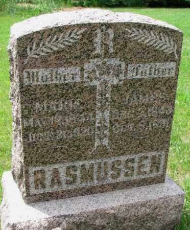 RASMUSSEN, MARIE - Lincoln County, South Dakota   MARIE RASMUSSEN - South Dakota Gravestone Photos