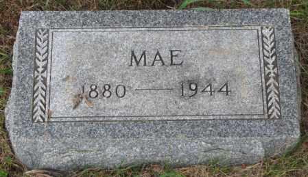 RASMUSSEN, MAE - Lincoln County, South Dakota   MAE RASMUSSEN - South Dakota Gravestone Photos
