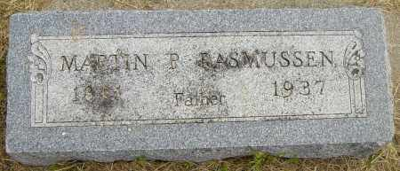 RASMUSSEN, MARTIN P - Lincoln County, South Dakota | MARTIN P RASMUSSEN - South Dakota Gravestone Photos