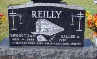 "REILLY, ERWIN T. ""SAM"" - Lincoln County, South Dakota | ERWIN T. ""SAM"" REILLY - South Dakota Gravestone Photos"
