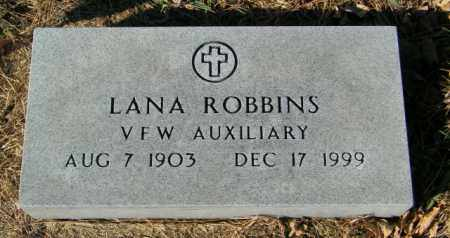 ROBBINS, LANA - Lincoln County, South Dakota | LANA ROBBINS - South Dakota Gravestone Photos