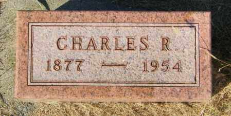 ROBERTS, CHARLES R. - Lincoln County, South Dakota | CHARLES R. ROBERTS - South Dakota Gravestone Photos