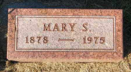 ROBERTS, MARY S. - Lincoln County, South Dakota | MARY S. ROBERTS - South Dakota Gravestone Photos