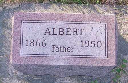 RODWAY, ALBERT - Lincoln County, South Dakota | ALBERT RODWAY - South Dakota Gravestone Photos