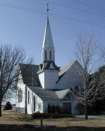 **ROMSDAL, CHURCH - Lincoln County, South Dakota | CHURCH **ROMSDAL - South Dakota Gravestone Photos