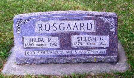 ROSGAARD, HILDA M. - Lincoln County, South Dakota | HILDA M. ROSGAARD - South Dakota Gravestone Photos