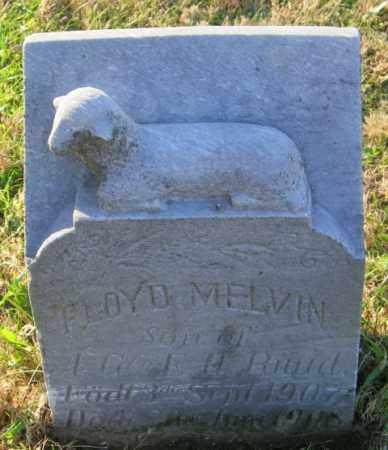 RUDD, FLOYD MELVIN - Lincoln County, South Dakota | FLOYD MELVIN RUDD - South Dakota Gravestone Photos
